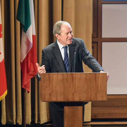 President George W. Bush's Remarks on Trade at the 2016 NASCO Continental Reunion