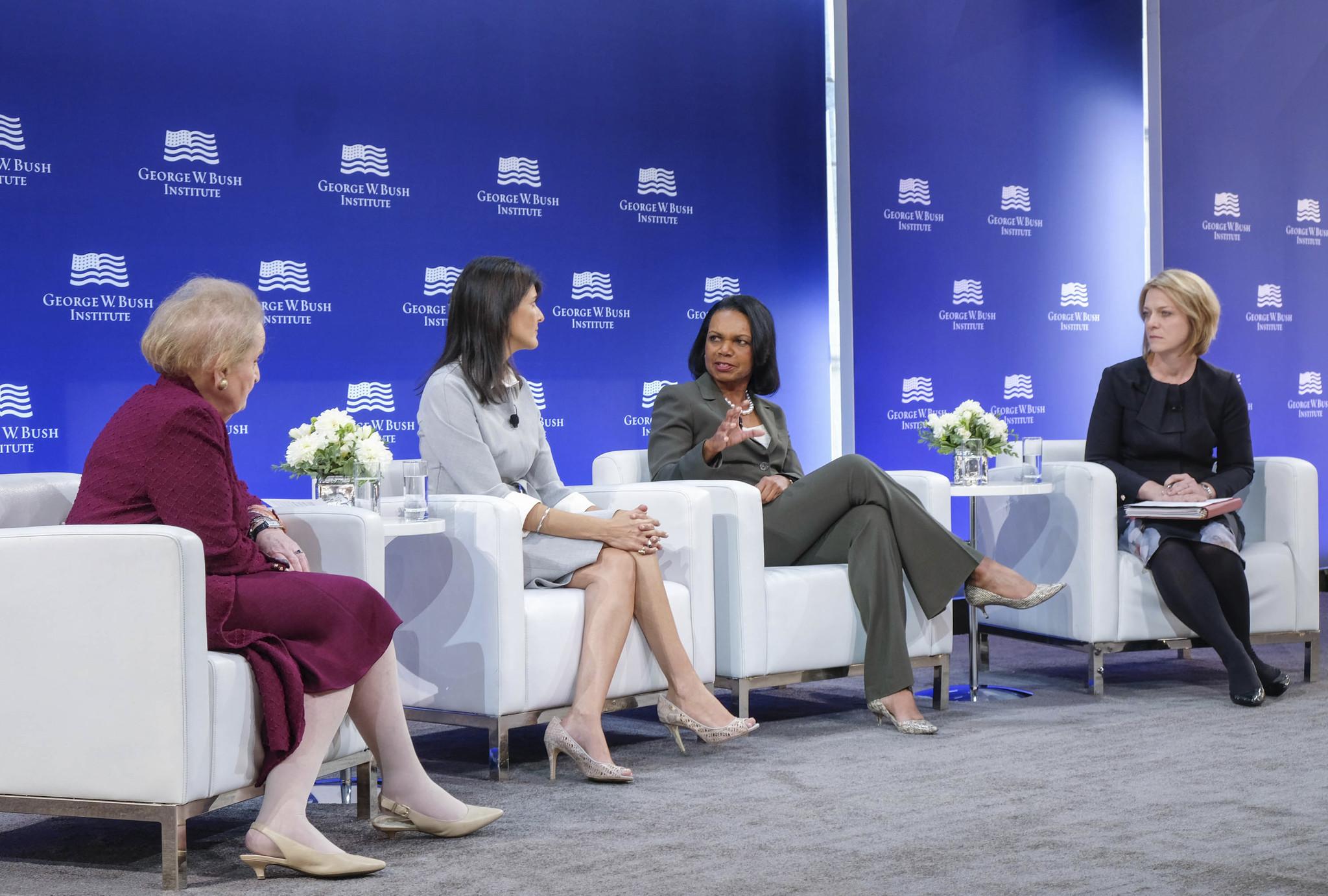 Global Leadership: A Look Back At 2017