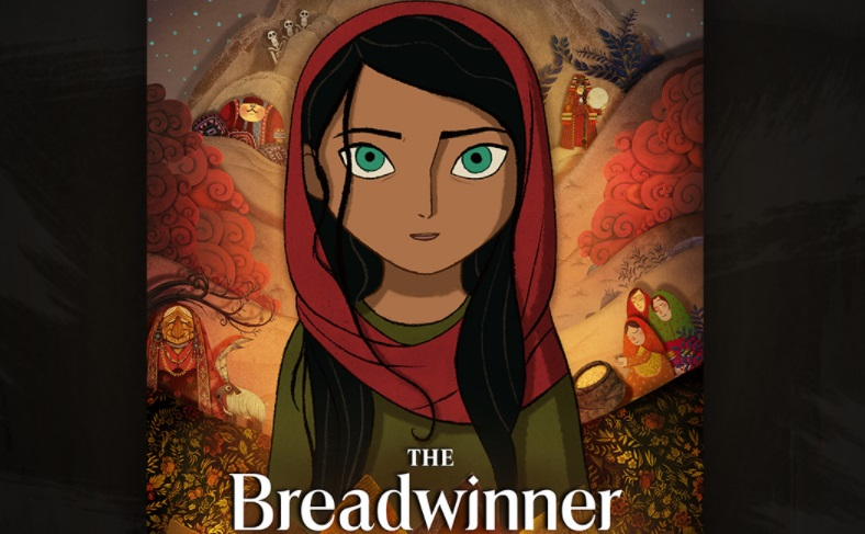 In Case You Missed It: The Breadwinner, an animated film about the strength and resilience of Afghan women and girls, premieres in the U.S.