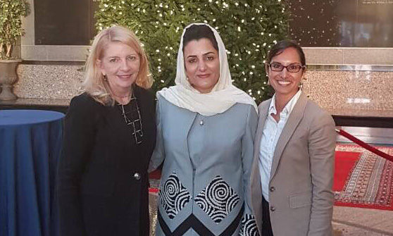 Q&A with Dr. Nilofar Ibrahimi, Member of Parliament, Afghanistan