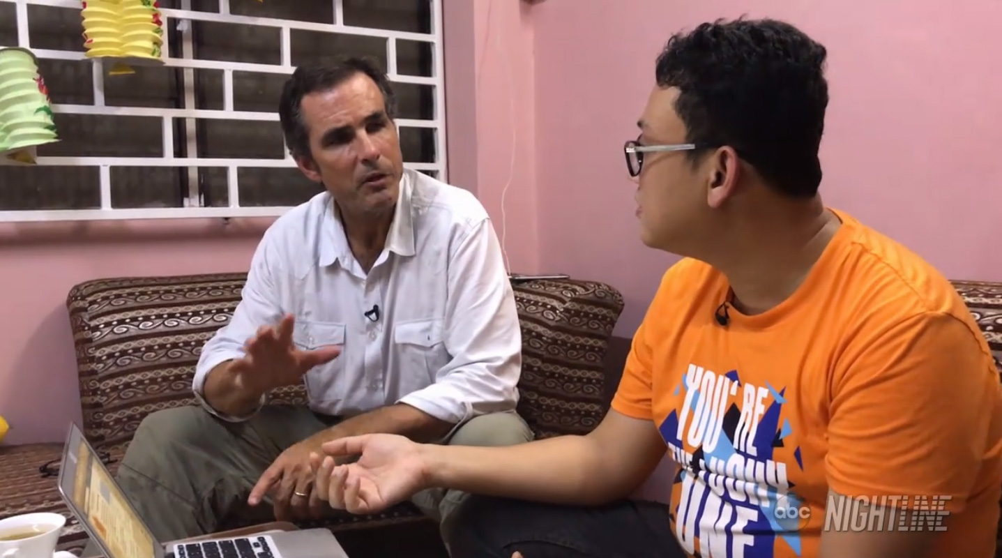 ICYMI: Bush Institute Young Leader Discusses the Rohingya Crisis on Nightline