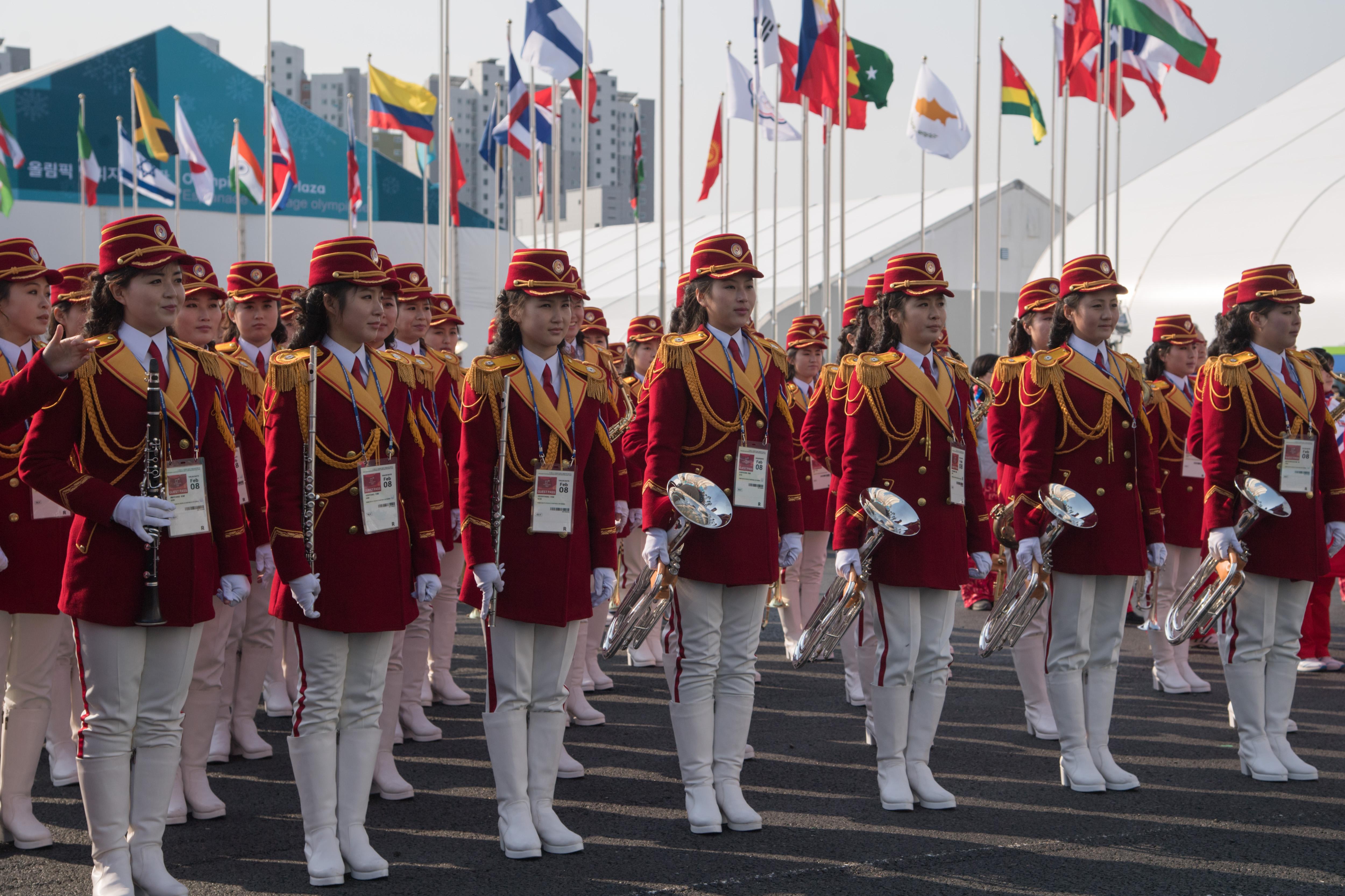 North Korea at the Olympics: Appearances vs. Reality