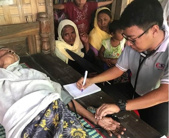 My Medical Journey Through Burma