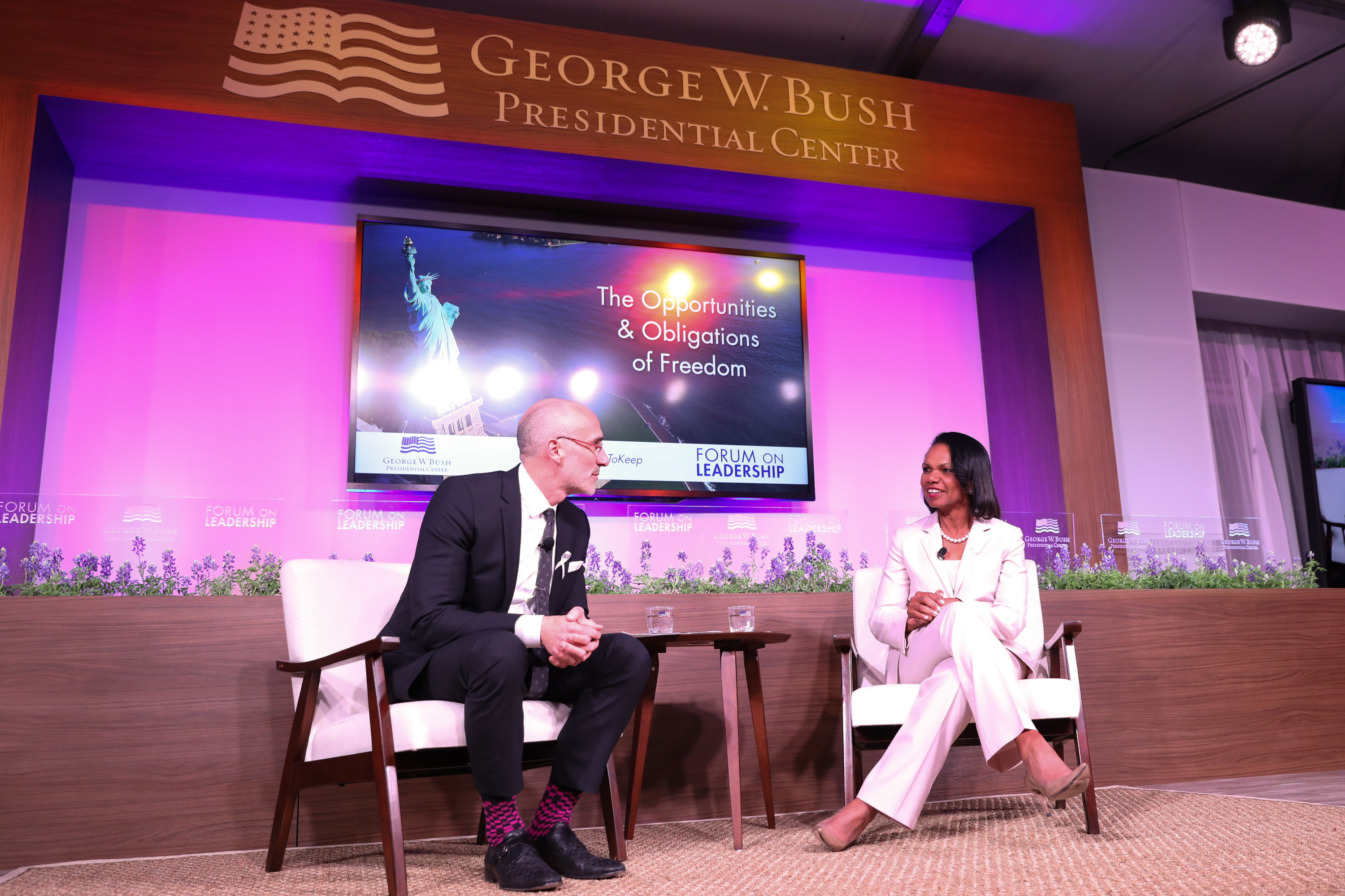 Condoleezza Rice: Why Principles Must Anchor Foreign Policy
