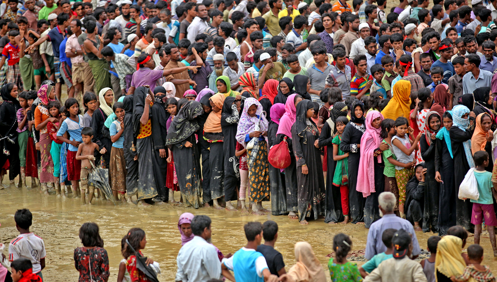 Two-Minute Take: U.S. to Provide $44 million for Vulnerable People in Burma and Bangladesh