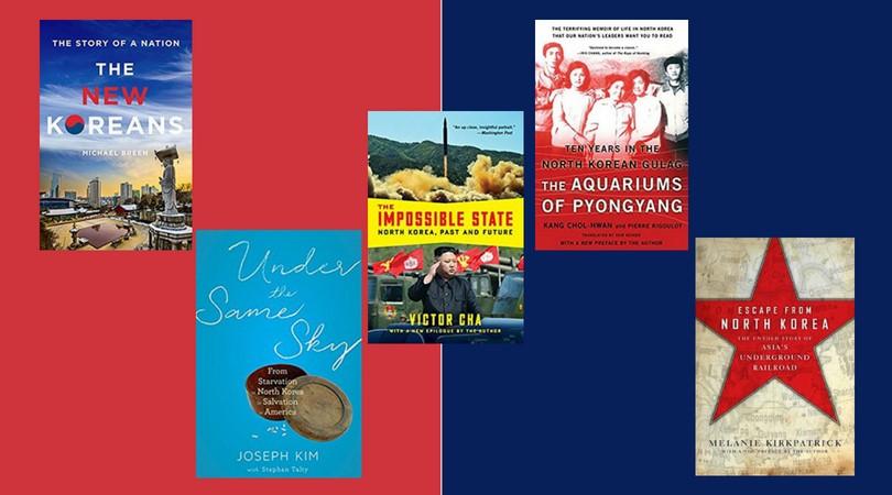 The Bookshelf: Five Books to Understand Korea