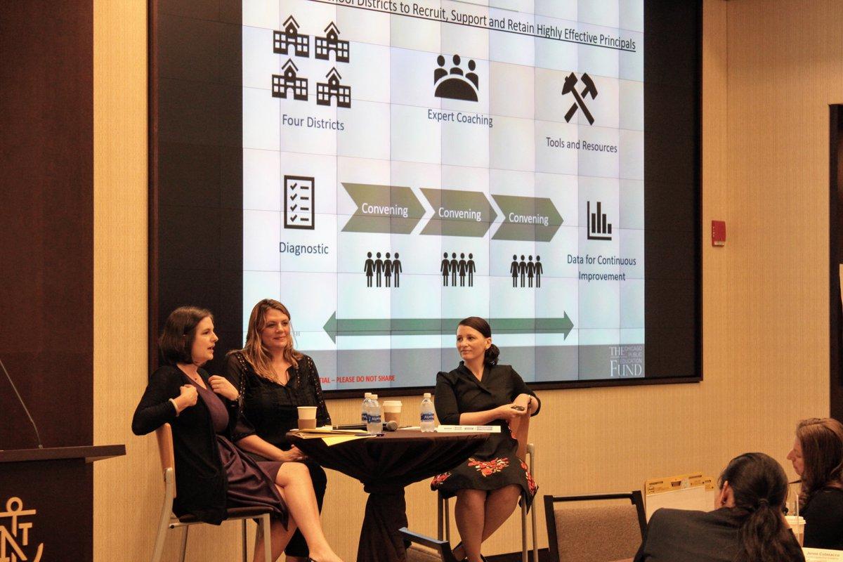 Setting the Example: Bush Institute's Principal Talent Management Framework