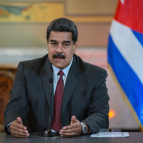 Venezuela's President Cracking Down on Opposition