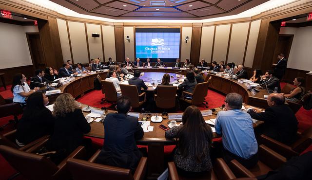 Central America Prosperity Project Kicks Off in Dallas