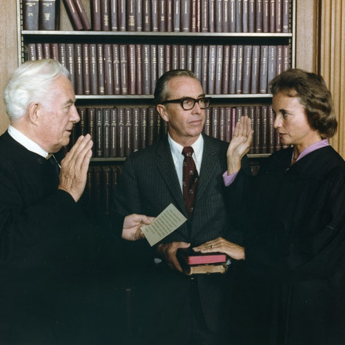 Sandra Day O'Connor: The First Lady of Civics