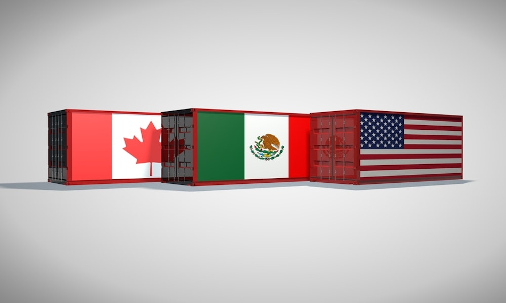 Donald Trump's new NAFTA is the blueprint for his trade war with China