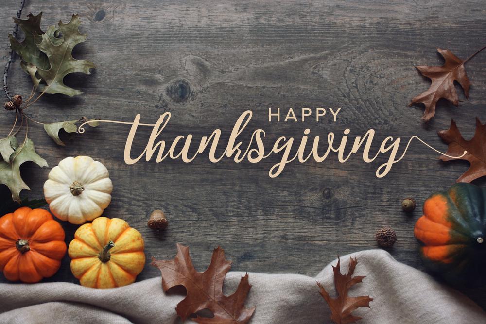 An Economist's Thanksgiving List
