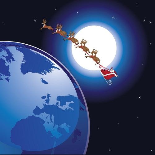 How Trade Spreads Holiday Cheer