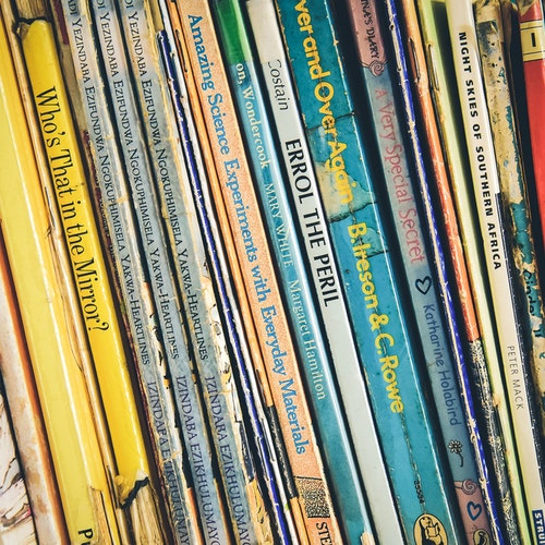 Books to Read to Your Children