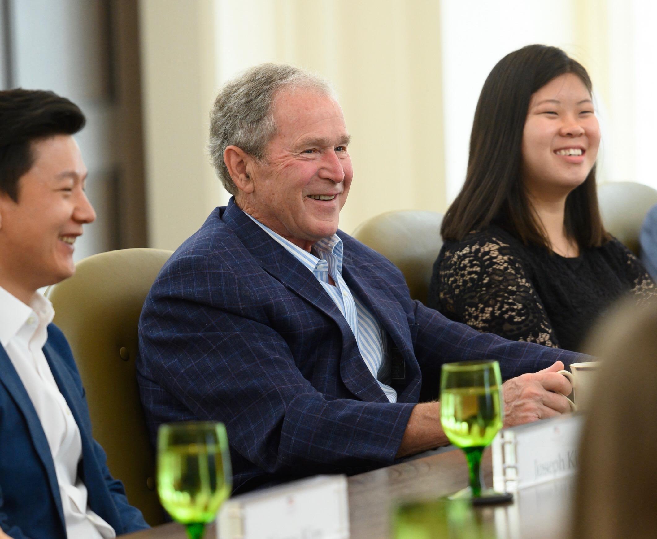 Bush Institute Scholarship Helps North Korean Refugees Thrive