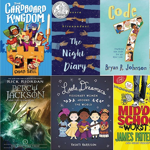 Mrs. Laura Bush's 2019 Summer Reading List for Kids