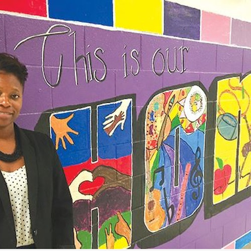 Q&A: How One Principal Is Supporting Her Teachers and Students With At Home-Learning