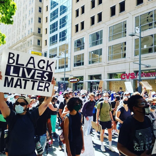 On the Peace, Pain, and Power of Protesting Racial Injustice