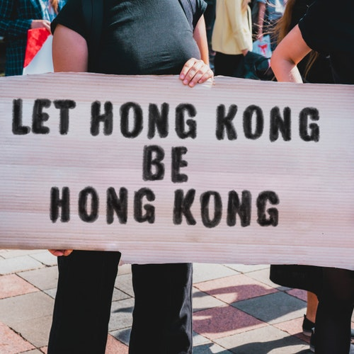 Two-Minute Take: A Chilling Moment in Hong Kong