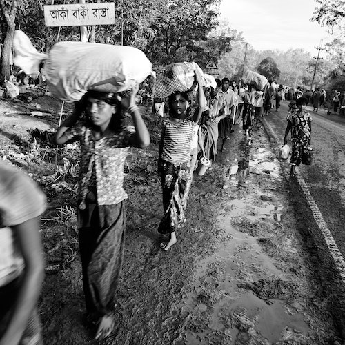"Q&A: Andrea Gittleman on ""Burma's Path to Genocide"""