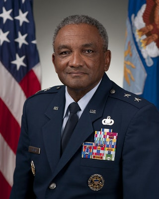 Major General Alfred Flowers, U.S. Air Force (Retired)