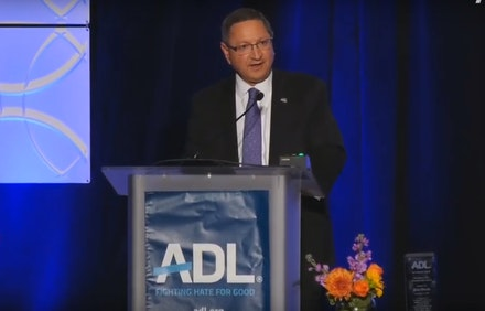 Remarks from the ADL Humanitarian Award Dinner