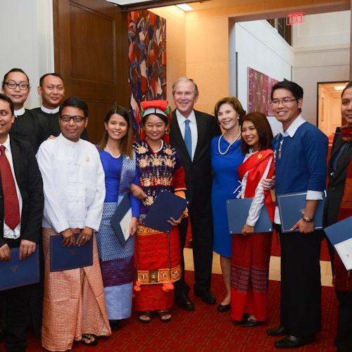 Statement by Mrs. Laura Bush on Burma