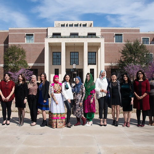 Bush Institute Gender Advocates You Should Know This International Women's Day