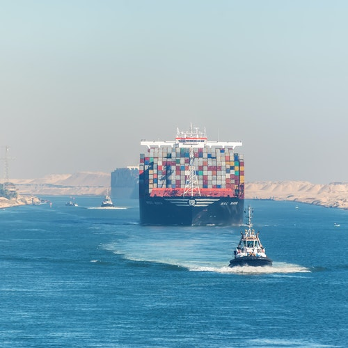 Two-Minute Take: The Suez Canal and Global Supply Chains