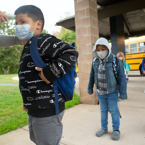 Leading Students and Teachers Through a Pandemic