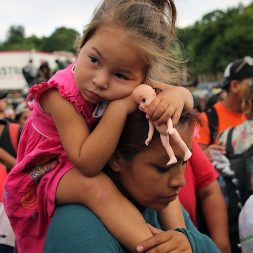 What Does Rule of Law Tell Us About the Increase of Migrants at the U.S.-Mexico Border?