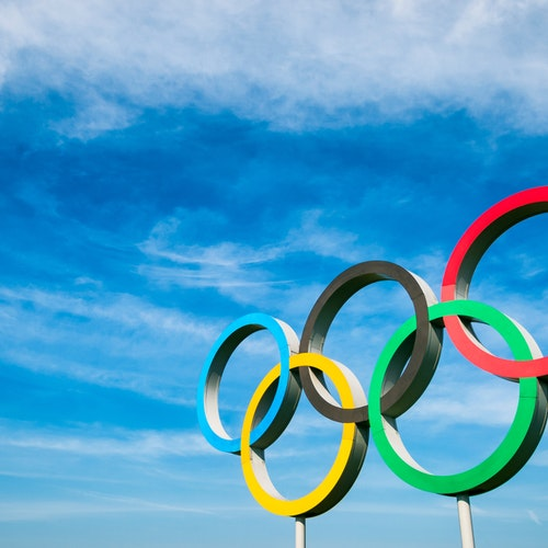 The Olympics don't have to be the only time our world unites