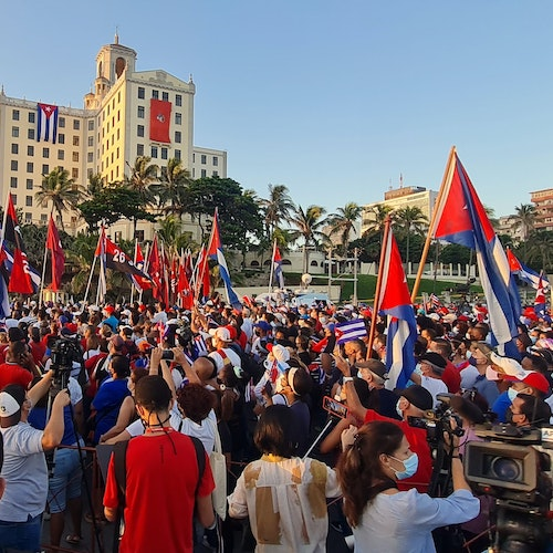 Cuban Dissidents Still Need American Support to Achieve Freedom