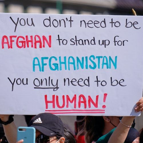 We Can't Achieve the Sustainable Development Goals Without Afghanistan