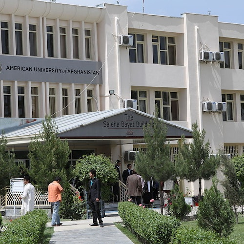 Natalie Gonnella-Platts Talks to CNN About the Critical Situation of Afghan Students