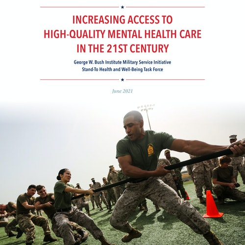 Increasing Access to High-Quality Mental Health Care in the 21st Century
