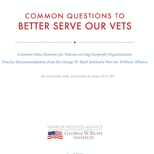 Common Questions to Better Serve Our Vets