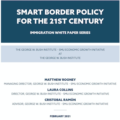 Smart Border Policy For The 21st Century