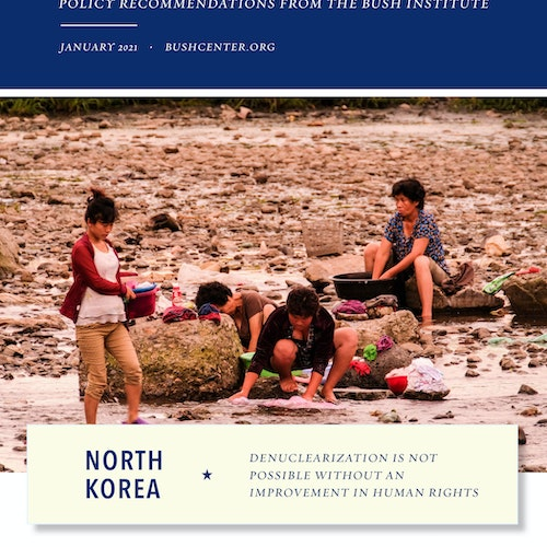 North Korea: Denuclearization Is Not Possible Without an Improvement in Human Rights