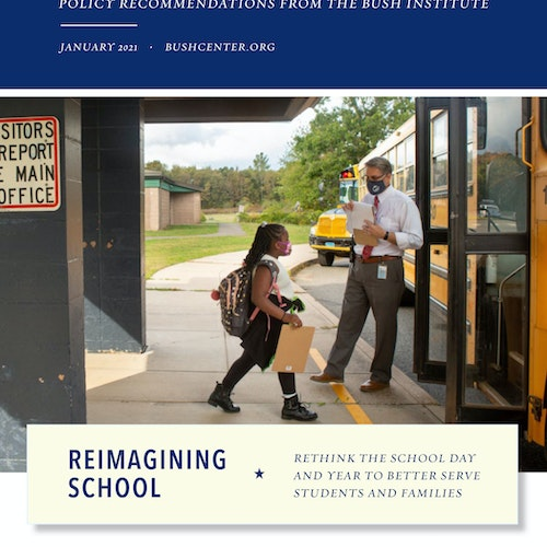 Reimagining School: Rethink the School Day and Year to Better Serve Students and Families
