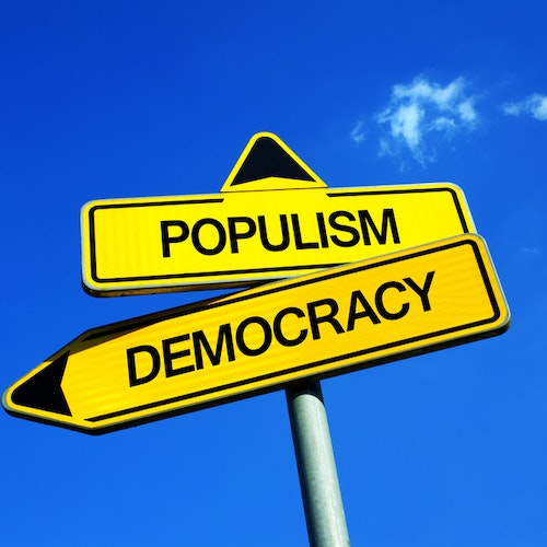 Making Democracy Deliver for All is the Antidote to the Dangers of Populism