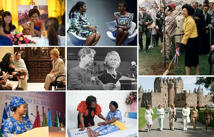 A Role Without a Rulebook: The Influence and Leadership of Global First Ladies
