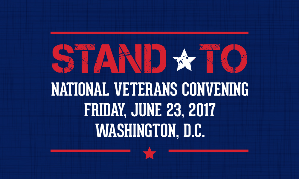 Stand To: A United Call to Action to Better Serve Transitioning Vets
