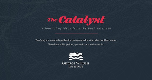 The Catalyst - Leading to Liberate: Servant Leadership in