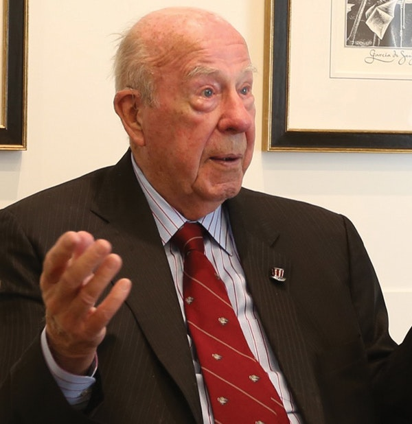 George Shultz discusses North America