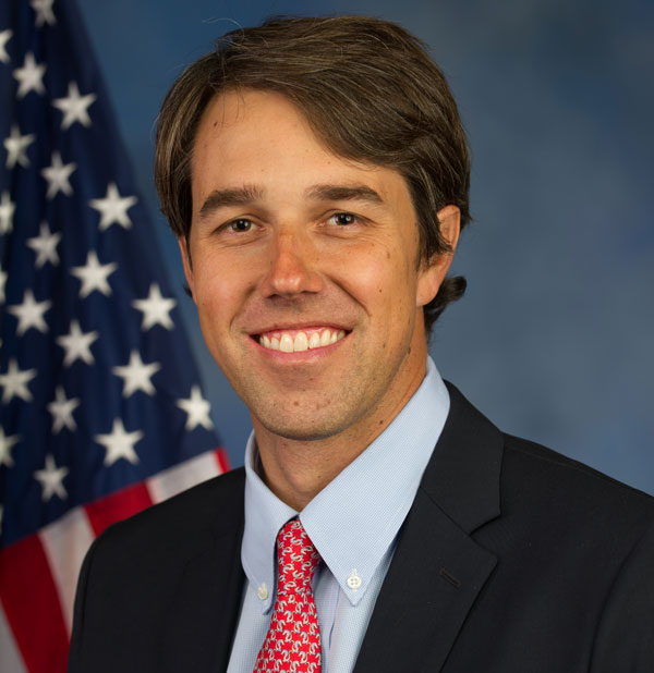 Rep. Beto O'Rourke (D-Texas)