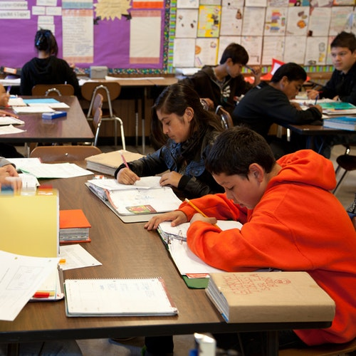 North America's Progress Starts in the Classroom