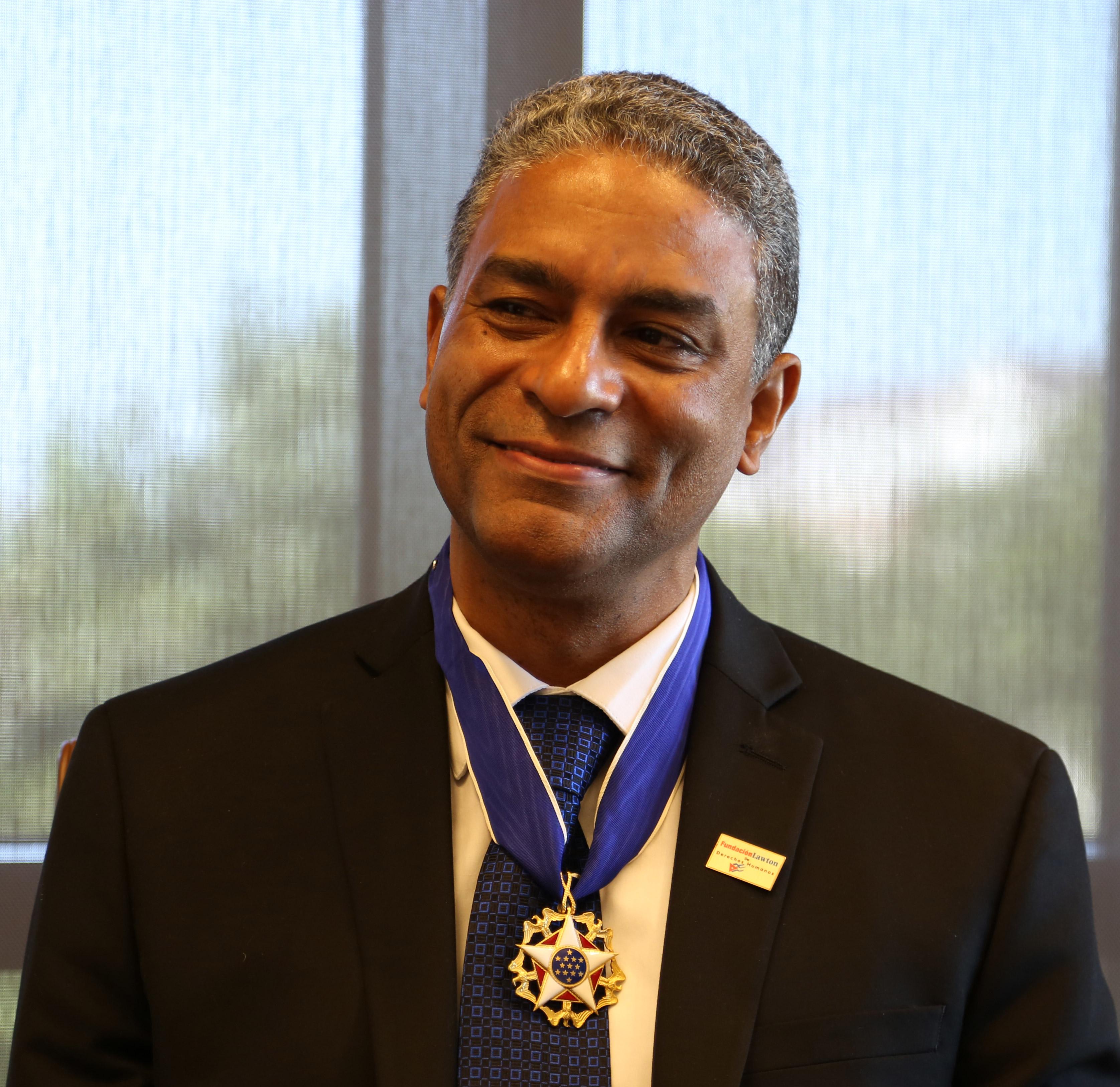 Dr. Oscar Elias Biscet
