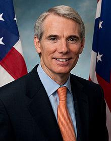 Senator Rob Portman, R-Ohio