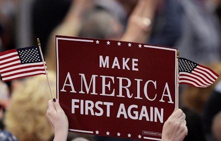 America's Embrace <em>of</em> Democracy Abroad Matters <em>at</em> Home